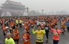 Etiopsko zmagoslavje v pekinškem smogu