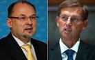 Bi se lahko Jelko Kacin in Miro Cerar ujela v korupcijsko zanko?