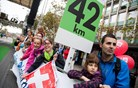 Zakaj na maratonu tečemo 42,195 kilometra?