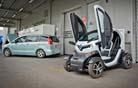 Slovensko znanje električne mobilnosti v Münchnu, predstavlja se osem družb