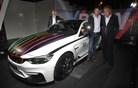 BMW izdelal repliko zmagovalca serije DTM, ekskluzivni M4 brez Akrapoviča