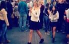 Na sprehod po Ljubljani kot Kate Upton