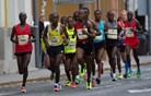 Ljubljanske ulice bodo preplavili tekači iz skoraj 60 držav