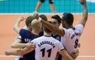 Fužinar prvi četrtfinalist, GO Volley in Maribor na kolenih