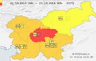 Hude ure nad Slovenijo: Požar, podrta drevesa, odkrite strehe (foto)