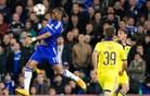 Drogba skakal od sreče, Mourinho jezen na Hazarda (video)