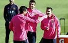 El clasico: Suarez v prvi postavi, lov za rekordom Messija