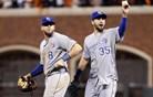 Kansas povedel v svetovni seriji MLB v bejzbolu