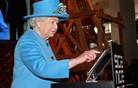 Ko tvitne britanska kraljica Elizabeta