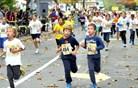 Lumpiji odprli tekaški praznik v Ljubljani