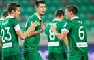 Olimpija po dveh letih do treh točk v Novi Gorici (video)