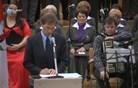 Miro Cerar pozval k enotnosti, ki je bila ključ do osamosvojitve Slovenije (video)