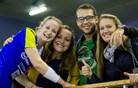 Ana Gros botra visoke zmage Metza, Krim po kosilu