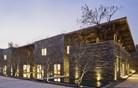 Restavracija, kjer gosti sedijo sredi bambusovega gozda (foto)