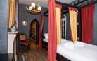 Hotelska soba za ljubitelje Harryja Potterja
