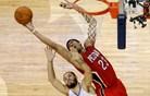 V nejevoljo spravljal Slovence, zdaj z blokadami še košarkarje lige NBA (video)