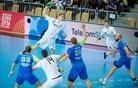 Slovenski rokometaši nadigrali Slovake
