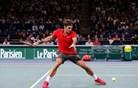 Federer ima težave s pariško podlago