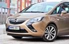 Renaultov prijem bo uporabil tudi Opel: nova zafira bo dobila zasnovo SUV