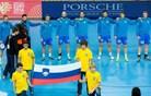 Slovenija proti Latvijo po drugo zmago