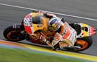 Marc Marquez, uživač na motorju