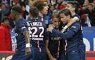 Borussia prekinila negativen niz, Marseille pa pozitivnega