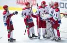 Nova rapsodija CSKA v drugem delu za vodstvo lige KHL