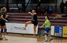 Krim svojo hčer premagal kar za 26 golov