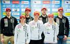 Biatlonci odhajajo v Skandinavijo: najprej privajanje na sneg, nato v boj za točke svetovnega pokala