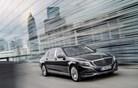 Mercedes-maybach S 600 – na krilih visoke tehnologije do avtomobilskega luksuza brez meja