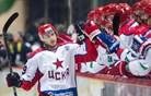 Muršak do nove točke, CSKA prav tako