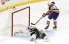 New York Islanders prekinili zmagovito serijo pingvinov