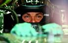 Nico Rosberg - dal lekcijo Schumacherju, Hamiltonu še ne