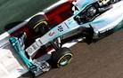 Rosberg na generalki pred kvalifikacijami prestrašil Hamiltona