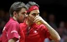 Bo Federer odločil veliki finale?