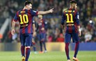 Messi postavil nov rekord, Valencii spodrsnilo