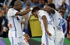 Marseille do zmage, PSG se je vrnil na drugo mesto