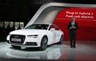 Audi razvija tekmeca tesli S: električno družinsko vozilo z dosegom 450 kilometrov