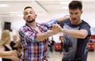 Škorjanec na BBC zaplesal v prvem istospolnem plesnem paru