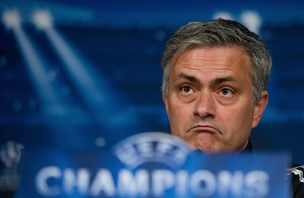 Mourinho se želi izogniti poplavi čustev
