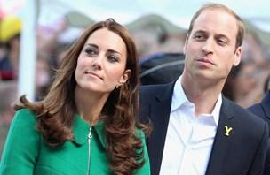 Kate Middleton bo rodila aprila