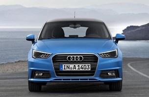 Audi A1 – prenovljen in s prvim bencinskim trivaljnikom