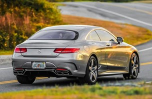 Mercedes S coupe AMG stane 300 tisočakov, čakajo ga že štirje Slovenci