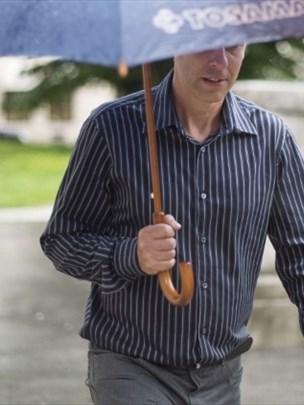 Robert Tomas Zavašnik pojasnjuje, zakaj je pobegnil pred roko pravice