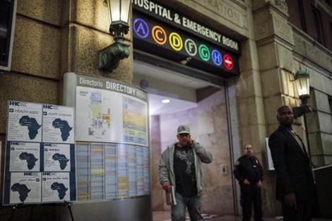 Prva okužba z ebolo v New Yorku. Se lahko bojijo izbruha epidemije?