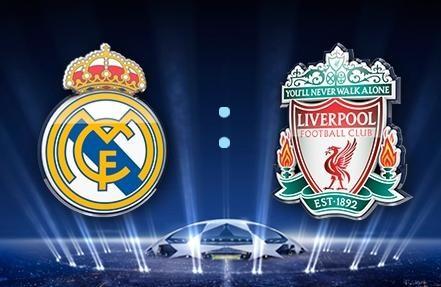 Liga prvakov: REAL MADRID - LIVERPOOL, v torek ob 20.10