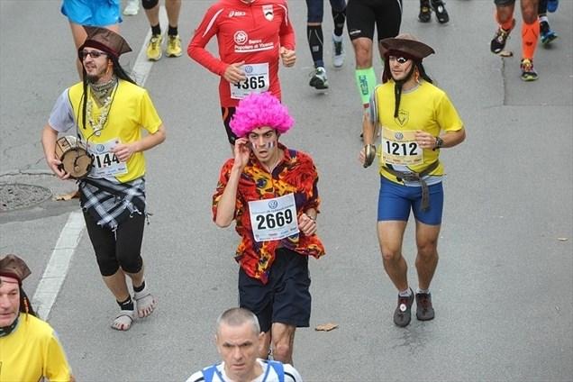 Zamudniki, pozor! Izteka se zadnji rok za prijavo na Ljubljanski maraton.