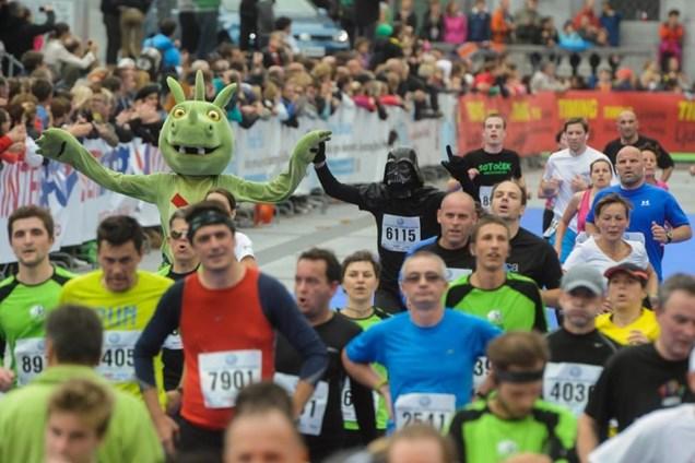 En maratonski krog kot test pred 20. obletnico Ljubljanskega maratona