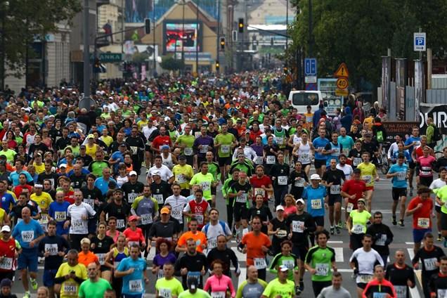 Ste tekli na 19. Ljubljanskem maratonu? Poiščite se!