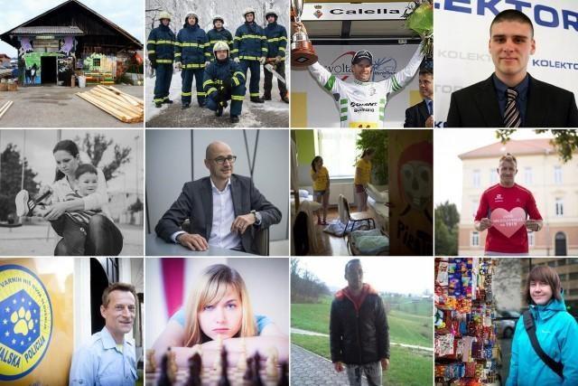 12 junakov, med katerimi ste bralci in bralke izbrali prostovoljne gasilce